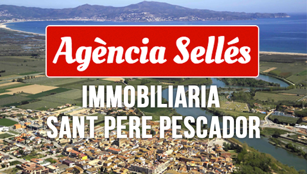 Ag ncia sell s inmobiliaria sant pere pescador costa for Agencia immobilier
